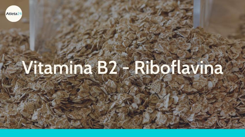 Vitamina B2 Riboflavina