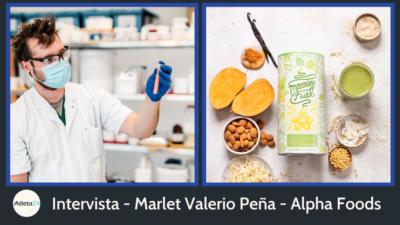 Intervista Marlet Manager Alpha Foods